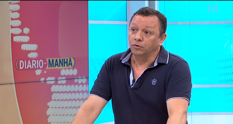 Prof. José Luís Zêzere interviewed by TVI channel about the fire of Pedrógão Grande