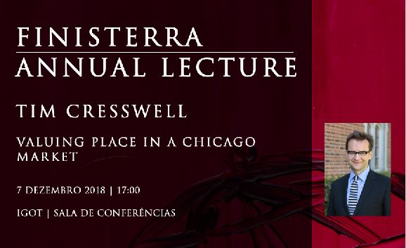 Finisterra Annual Lecture | 2018