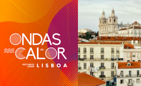 Professor António Lopes participa no webinar Urban Heat Island Mapping and Micro-Scale Modelling in Lisbon